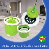 Sale Cny Promo 3M Scotch Brite Single Spin Mop Bucket