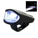 Review Ooplm Waterproof High Bright Bike Light 3W Usb Rechargeable Led Bicycle Front Light With Easy Install Black Intl Intl Oem