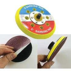 Orbital Sticker Type Sanding Disc Pad For 3M Sticky Stikit Abrasive Disc 125Mm 5 16 X 24 For Vacuum Type Orbital Sanders Vacuum Type Sticky Pad Review