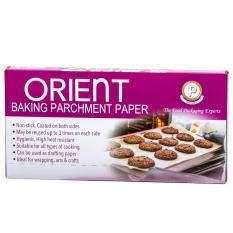 Sale Non Stick Parchment Paper Baking Paper Liners Kitchen Paper 40Cm X 60Cm 50 Sheets Box Orient Co Online