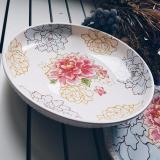Price Oriental Floral 9 Pasta Deep Dish Lovera Collections Original