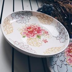 Price Oriental Floral 9 Pasta Deep Dish On Singapore