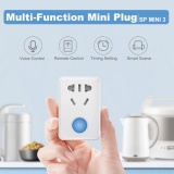 How To Buy Original Broadlink Sp Mini 3 Contros Cc Wireless Smart Plug Socket Wifi 4G Remote Control 2017 New Design Smart Home Automation Intl