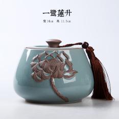 Discount Retro Origional Relief Tea Containers