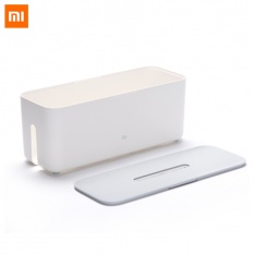 Original Xiaomi Smart Power Strip Socket Plug Storage Box Organize Box Container Power Cord Socket Storage Box - intl