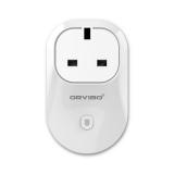 Coupon Orvibo Wiwo S20 Wi Fi Smart Remote Control Timing Socket Plug Uk Plug