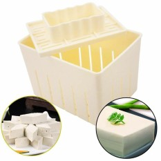 Oscar Store Practical High-quality Hot Sell Tofu Maker Press Mold Kit DIY Box Home Instrument Kitchen Ustensile Cuisine - intl