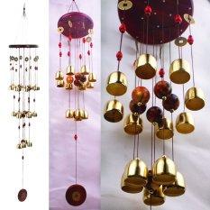 Price Outdoor Living Wind Chimes Yard Garden Tubes Bells Copper 13 Bells Export Vakind China