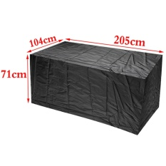 Buy Outdoor Waterproof Furniture Protector Table Set Chair Sofa Cover Tighten Garden 205 104 71Cm Online China