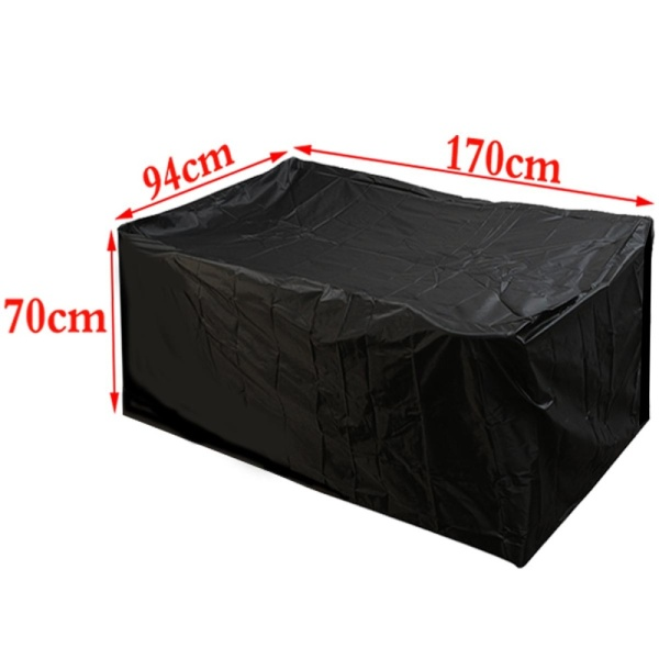 Outdoor Waterproof Furniture Protector Table Set Chair Sofa Cover Tighten Garden 170 * 94 * 70cm - intl