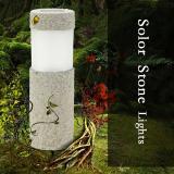 Sale Outdoor Waterproof Lighting Cordless Solar Led Garden Lights Light Sensored Sand Blast Lamp China Cheap