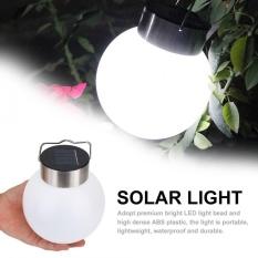 Outdoor Waterproof Solar Panel LED Light Garden Fence Garage Lumination Bright Lamp - intl