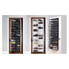 Top Rated Over The Door Hanging Shoe Organiser