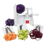 Paderno World Cuisine A4982799 Tri Blade Vegetable Spiral Slicer Intl Price Comparison