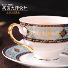 Sale Palace Bone China Coffee Cup Suit European Coffee Sets With Home Luxury Phnom Penh British Afternoon Cup Tea Cup Ingri