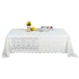Palight Embroidery Lace Tablecloth 140 200Cm Rectangle Lower Price