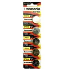 Panasonic Lithium Cell Cr2032 3V Button Battery 5 Pieces Coupon