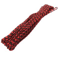 Paracord 550 Parachute Cord Lanyard Rope Mil Spec 100ft Survival Rope - Intl By Sportschannel.