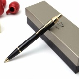 Price Comparisons Of Parker Im Black Gold Trim Retractable Ballpoint Pen Intl