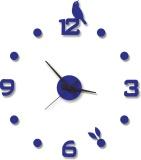 Paste The Wall Clock Creative Living Room Became Simple And Modern Digital Art Clock Watch Diy Intl Reviews