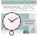 Cheap Pendulum Design Wall Clock Minimalistic Simple Online