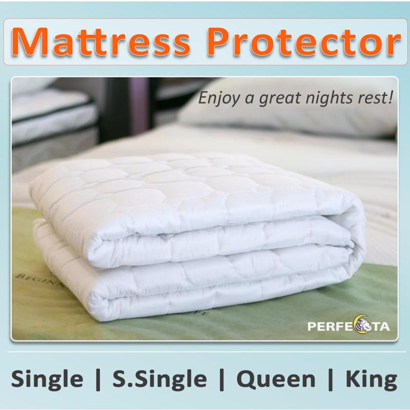 Perfecta Mattress Protector * Anti Dust Mite * Warehouse Price * Fits local mattress size * Fast Delivery