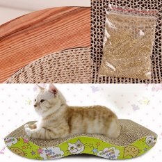 Pet Cat Bed Scratching Board Mat By Welcomehome.