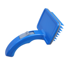 Pet Dog Cat Fur Hair Grooming Self Quick Clean Shedding Tool Brush Comb L By Crystalawaking.