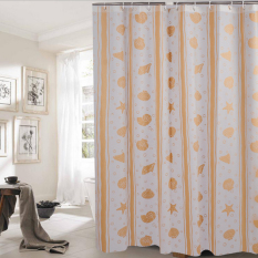 Mimosifolia Peva Shower Curtain Bathing Bath Curtain Bathroom Curtain 180X200Cm Intl Price
