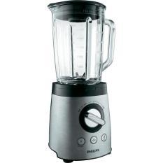 Deals For Philips 800W 2L Glass Jar Blender Hr2096