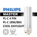 Philips Master Pl C 18W 865 4P 6 Pieces Free 4 Pieces Cool Daylight Compare Prices