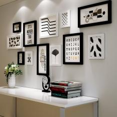 Sale Jinlingdian Black And White Picture Frame Set Oem Original