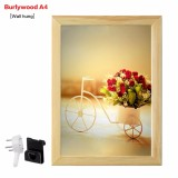 Photo Frames Poster Frame Picture Frame Wood Effect Various Sizes A2 A3 A4 5 6 7 Intl Shopping