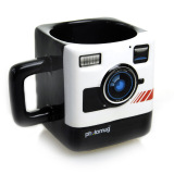Photomug Mustard High Quality Camera Lens Style Ceramic Polaroid Coffee Cups Color As Pic Intl Promo Code
