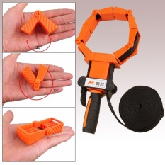 Low Cost Picture Frame Woodworking Band Strap Clamp Ratchet Corner Miter Mitre Vise Tools Intl