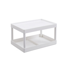 Multi-layer Desktop Plastic Organizer