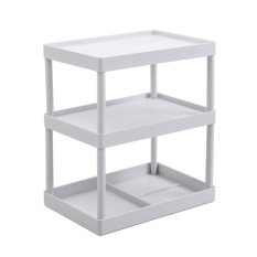 Best Price Plastic Dormitory Desk Kitchen Shelf Storage Rack