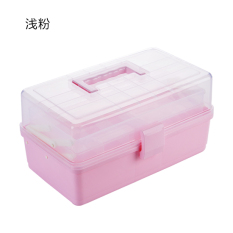 Yousiju large home emergency Medicine storage organizing box medicine cabinet.