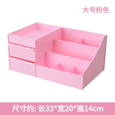 Best Offer Plastic Home Skin Care Products Dressing Box Storage Box
