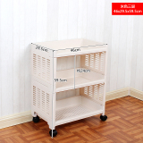 Plastic Living Room Bedroom Bathroom Shelf Organizing Rack Lowest Price