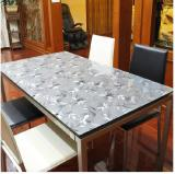 Price Plastic Red Waterproof Soft Mat Table Cloth Oem China