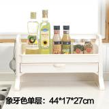 Plastic Three Layer Home To Washing Machine Storage Rack Shelf On China