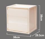 Wholesale Plastic Transparent Combination Of Plaid Shoe Cabinet Storage Cabinet