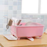 Buy Hongke Kitchen Large Size Plastic Storage Rack Online