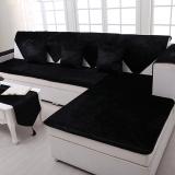 Modern Plush Wood Sofa Cushion Slip Towel Sets Sofa Pad Compare Prices