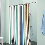 Polyester Cloth Moisture Proof Anti Mold Thick Bathroom Curtain Shower Curtain Free Shipping