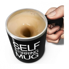 Purchase Pontus Self Stirring Coffee Mug Black Hot Sale Intl