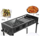 How Do I Get Portable Bbq Grill Rack Large Medium Small Size Portable Barbecue Bbq Rack