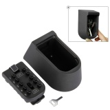 Discount Portable Button Key Box Safety Box Wall Mounted Combination Key Storage Lock Box Intl