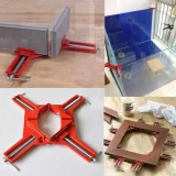 Price Portable Durable 4Pcs 90 Degree Right Angle 3 75Mm Mitre Corner Clamps Red Intl On China